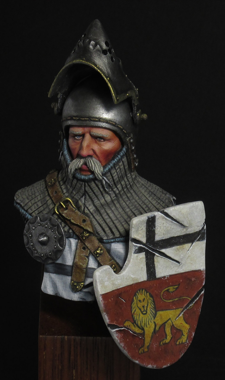 Figures: Knight of Bonn, photo #6