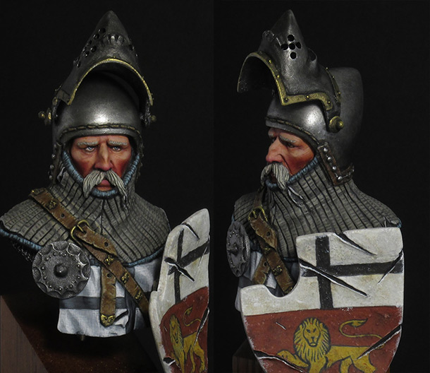 Figures: Knight of Bonn