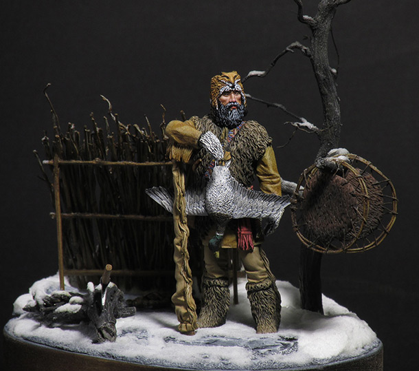 Dioramas and Vignettes: Trapper
