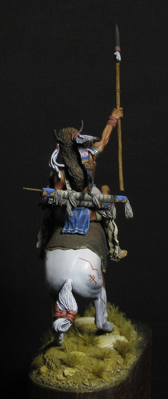 Figures: Nomade of the Great Plains, photo #10
