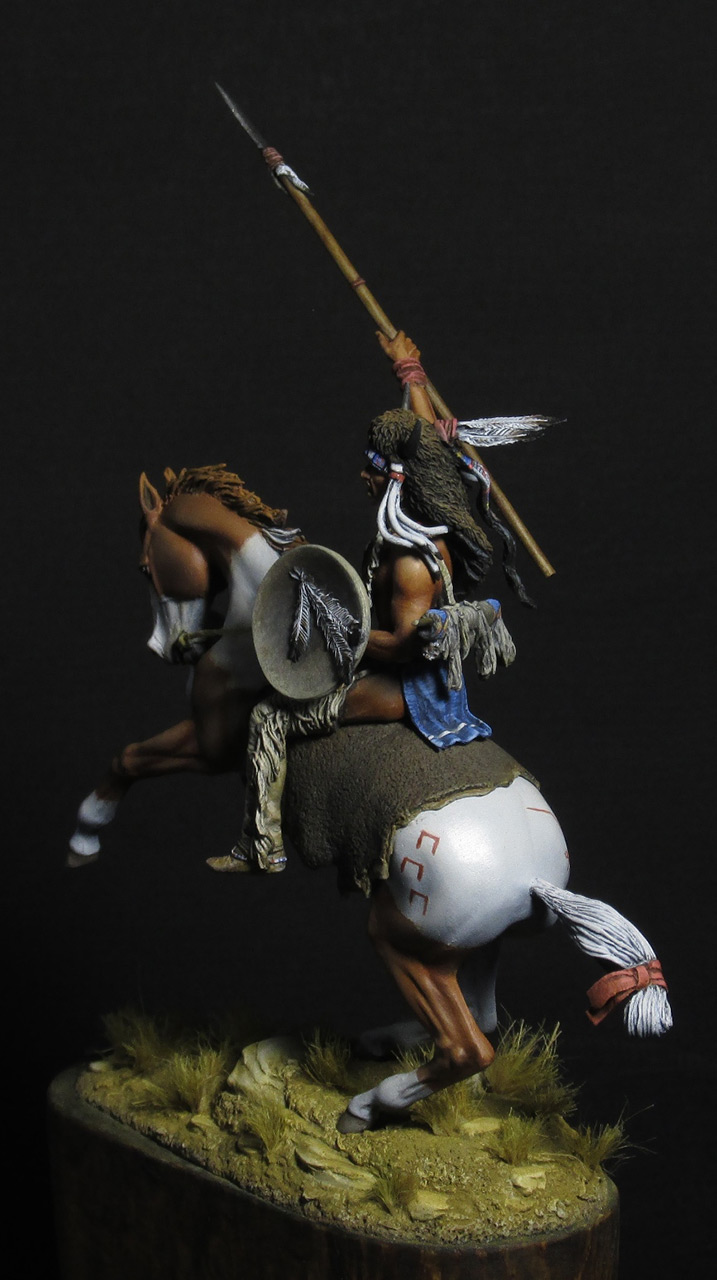 Figures: Nomade of the Great Plains, photo #11