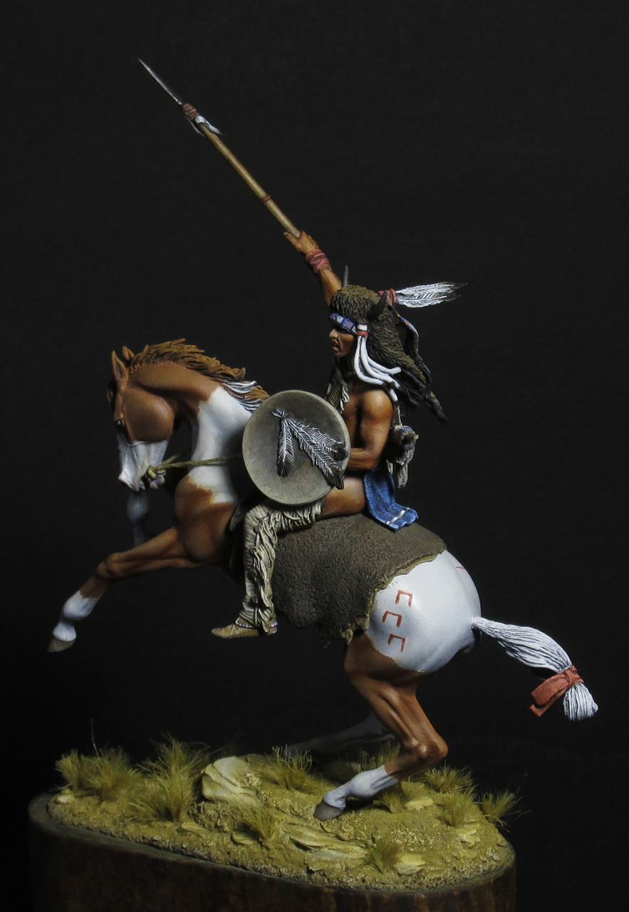 Figures: Nomade of the Great Plains, photo #12