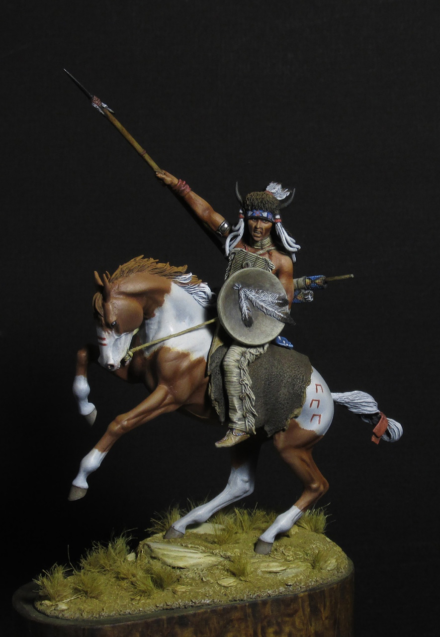 Figures: Nomade of the Great Plains, photo #2