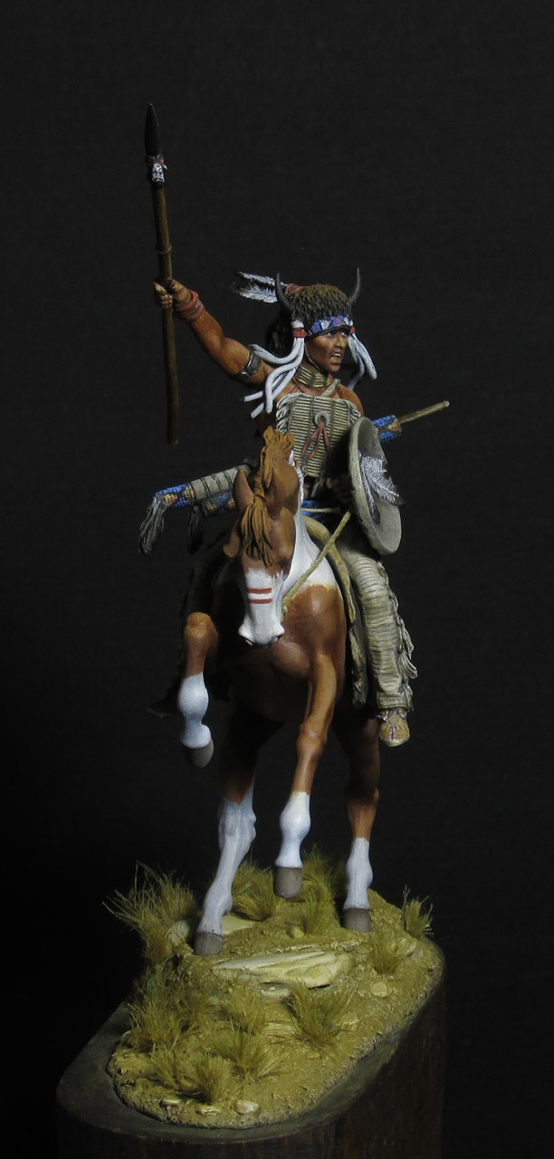 Figures: Nomade of the Great Plains, photo #4