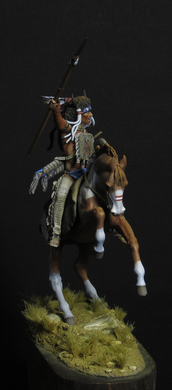 Figures: Nomade of the Great Plains, photo #5