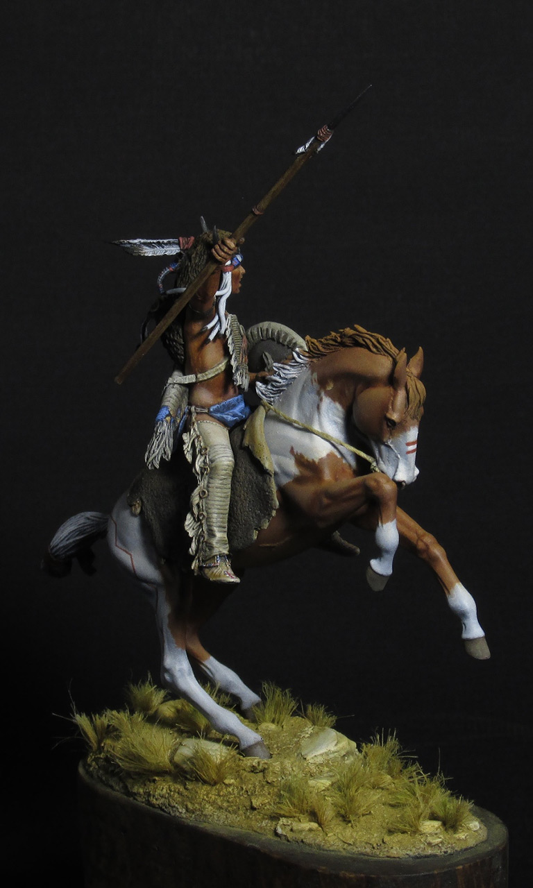 Figures: Nomade of the Great Plains, photo #6