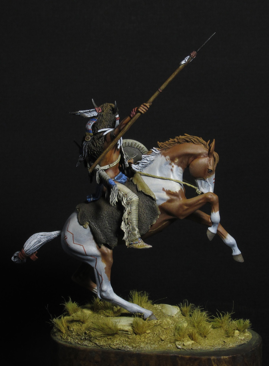 Figures: Nomade of the Great Plains, photo #7