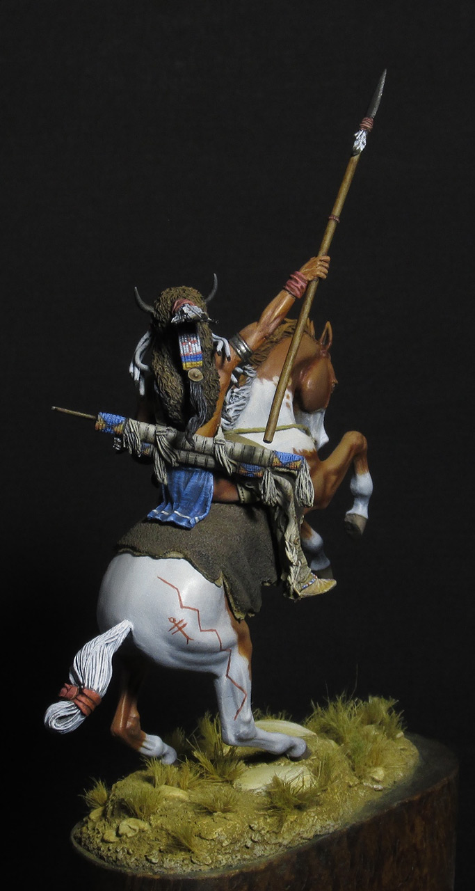 Figures: Nomade of the Great Plains, photo #9