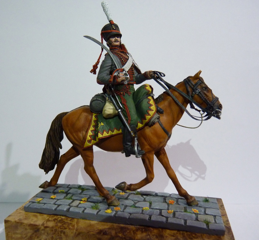 Figures: Private, Elisavetgrad hussars, photo #5