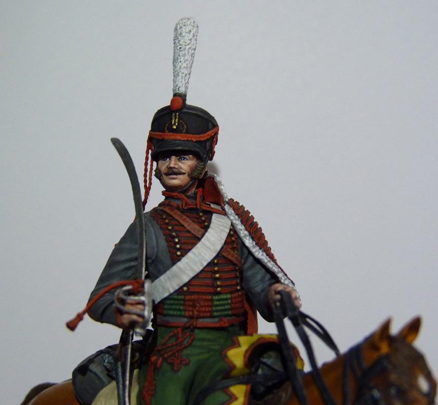 Figures: Private, Elisavetgrad hussars, photo #6