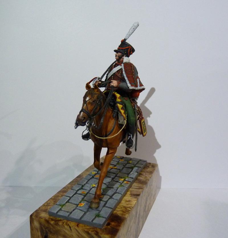 Figures: Private, Elisavetgrad hussars, photo #7
