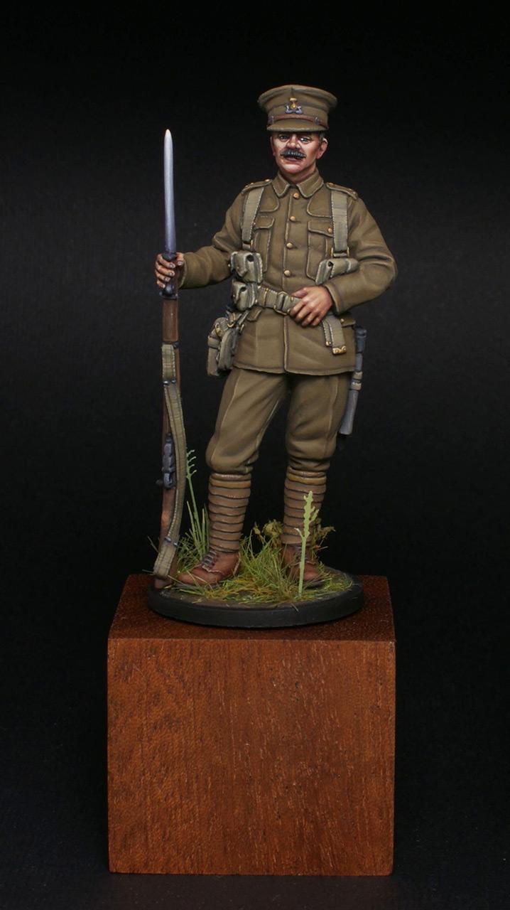 Figures: Lancashire fusilier, photo #1