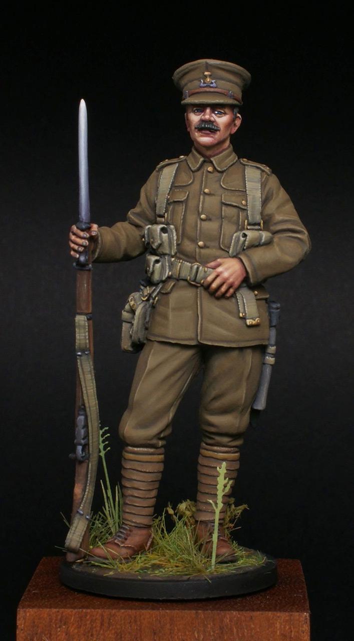 Figures: Lancashire fusilier, photo #2