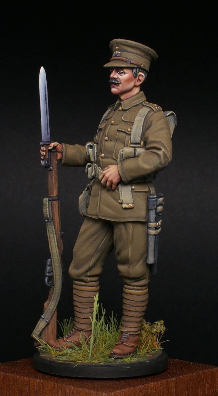 Figures: Lancashire fusilier, photo #3