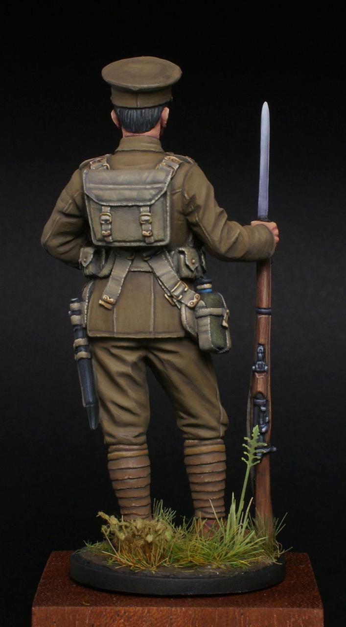 Figures: Lancashire fusilier, photo #5