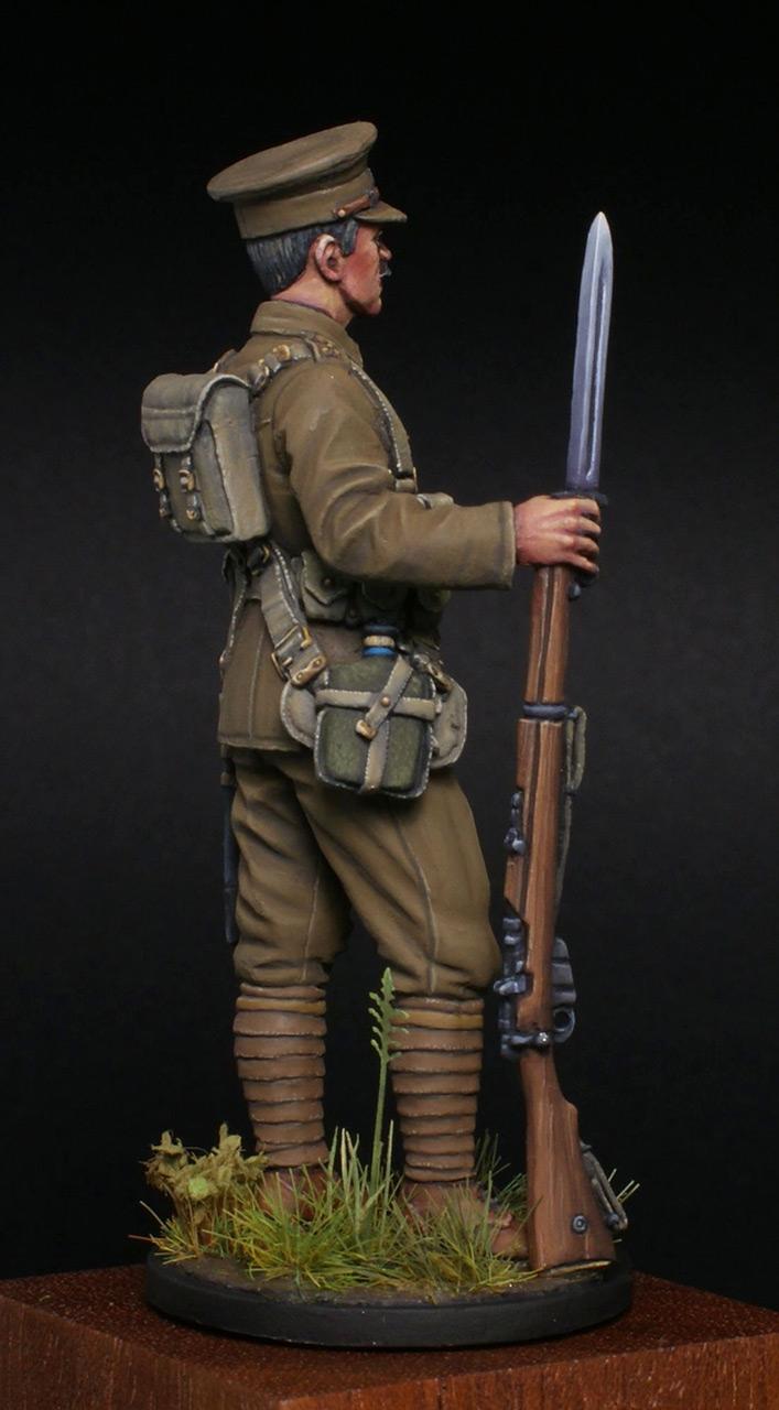 Figures: Lancashire fusilier, photo #6