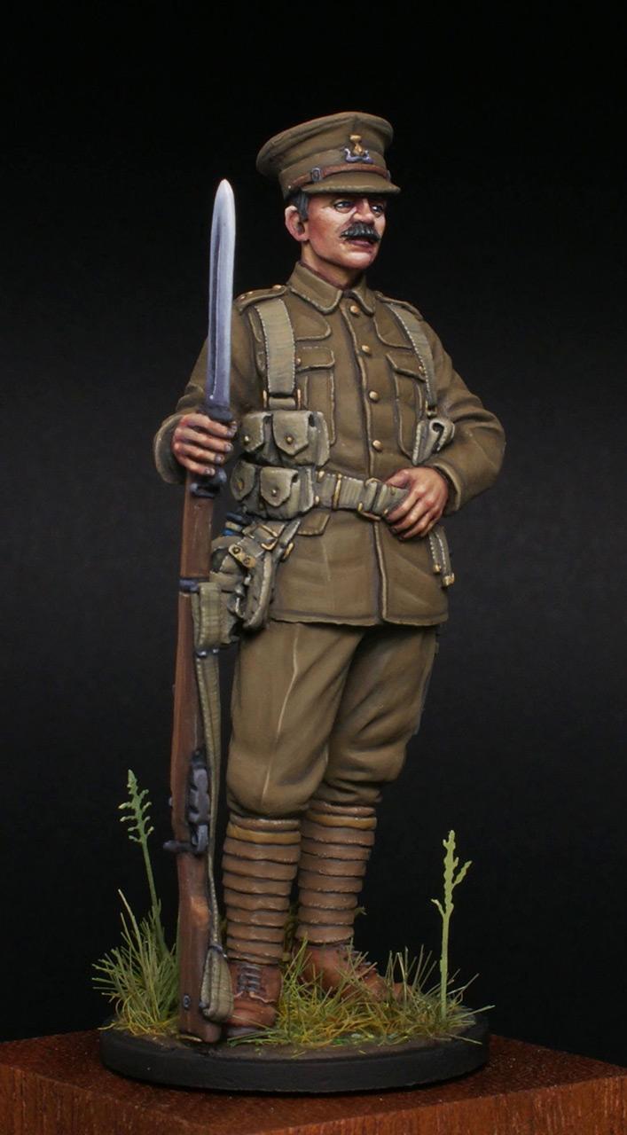 Figures: Lancashire fusilier, photo #7