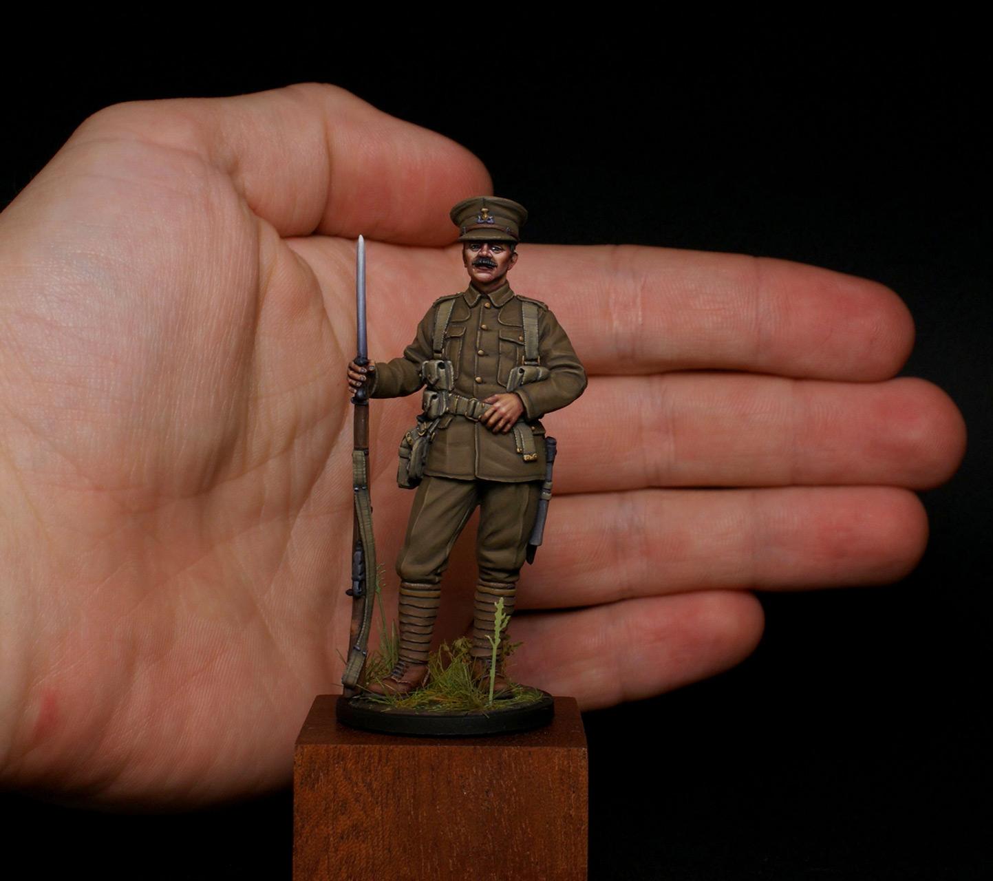 Figures: Lancashire fusilier, photo #8
