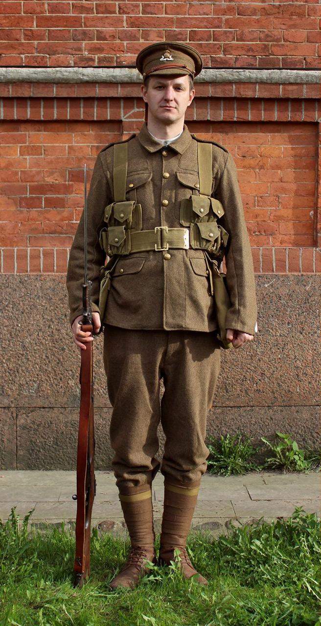 Figures: Lancashire fusilier, photo #9