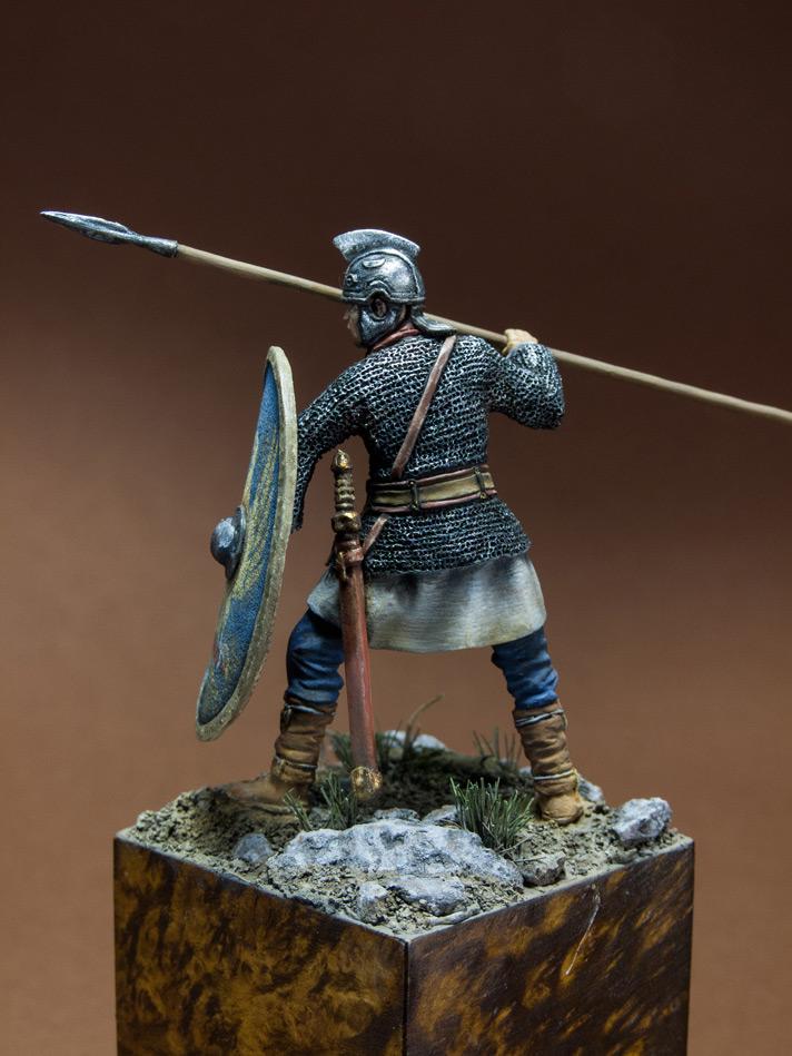 Figures: Roman legionary, IV A.D., photo #4