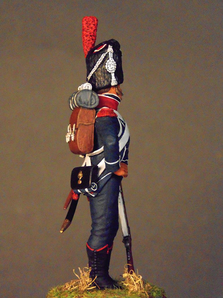 Figures: Carabineer of line infantry, Napoleonic France, photo #5