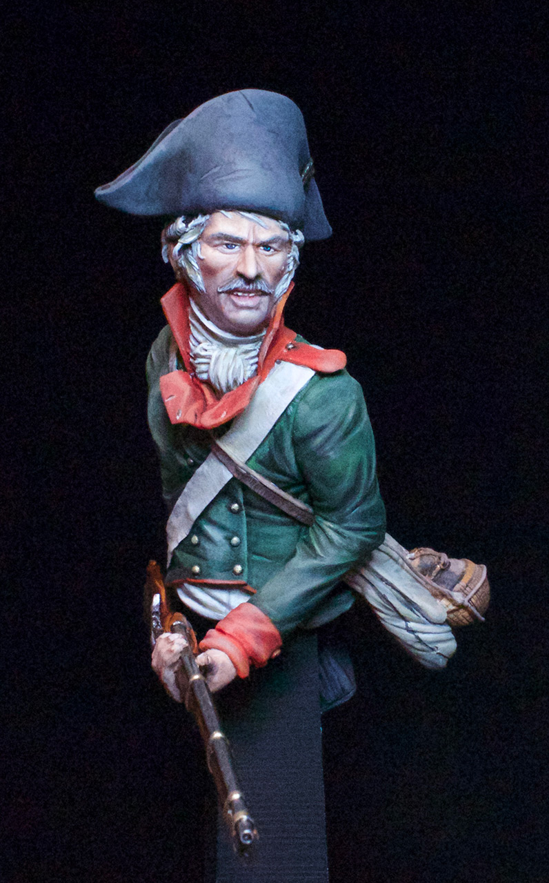 Figures: Russian grenadier, 1796, photo #2