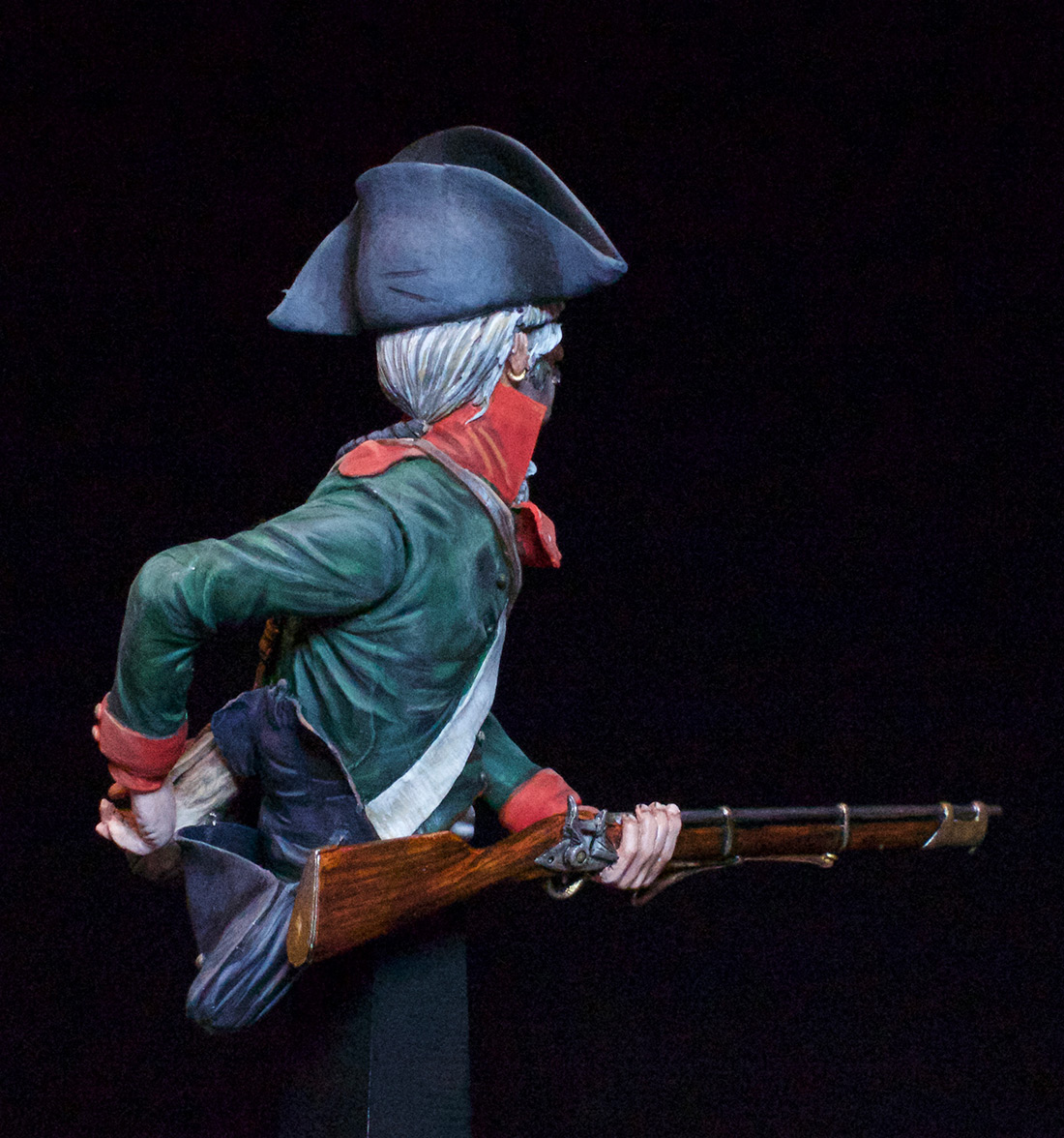 Figures: Russian infantryman, 1799, photo #4