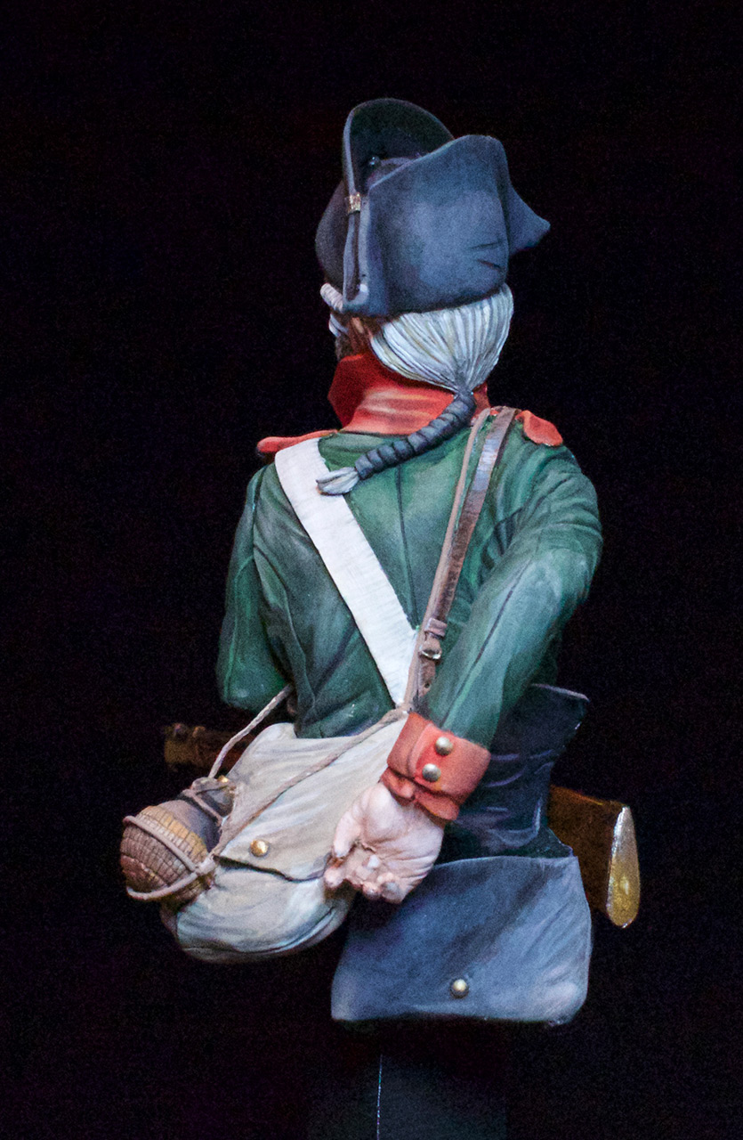 Figures: Russian grenadier, 1796, photo #5