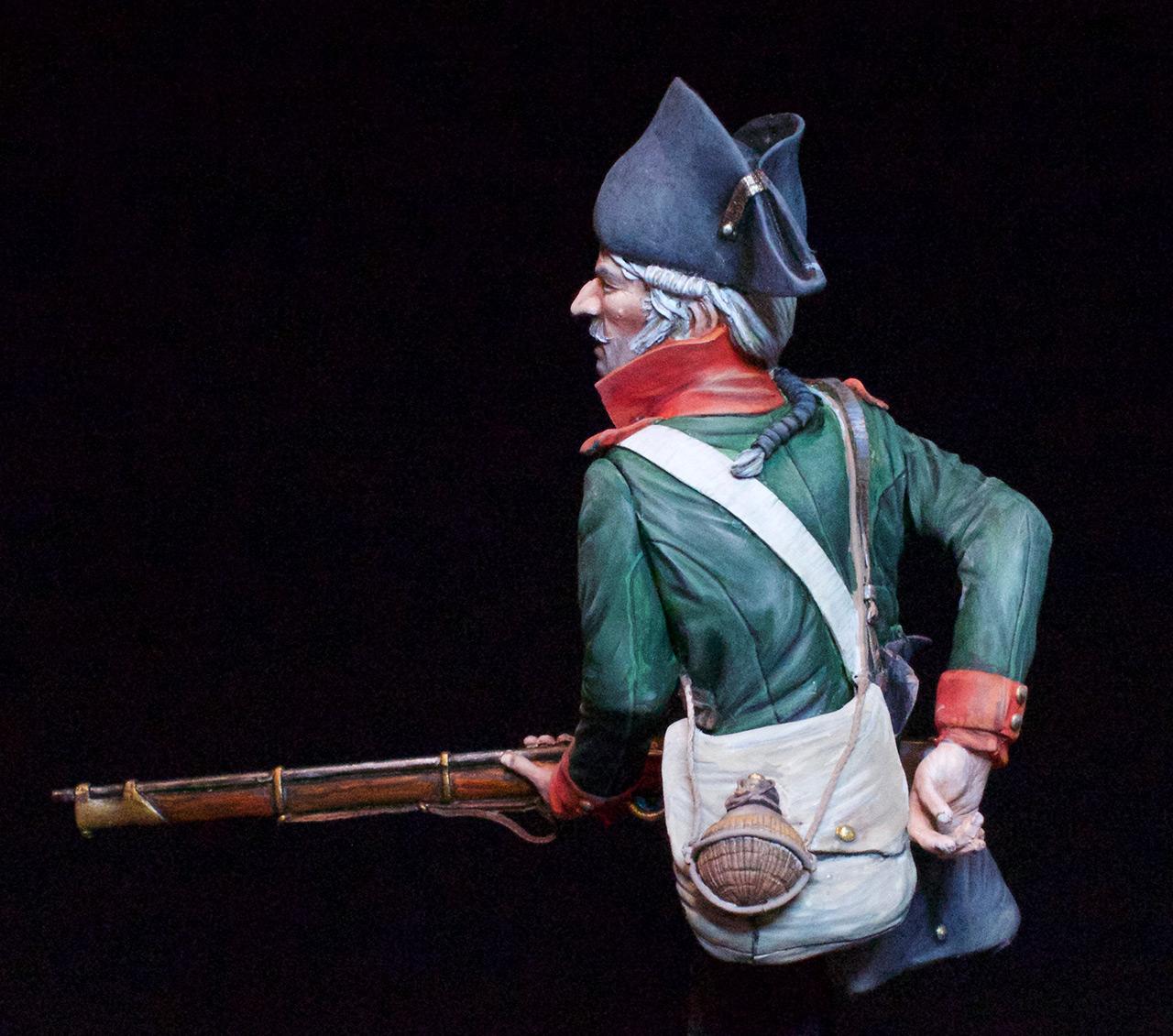 Figures: Russian infantryman, 1799, photo #6