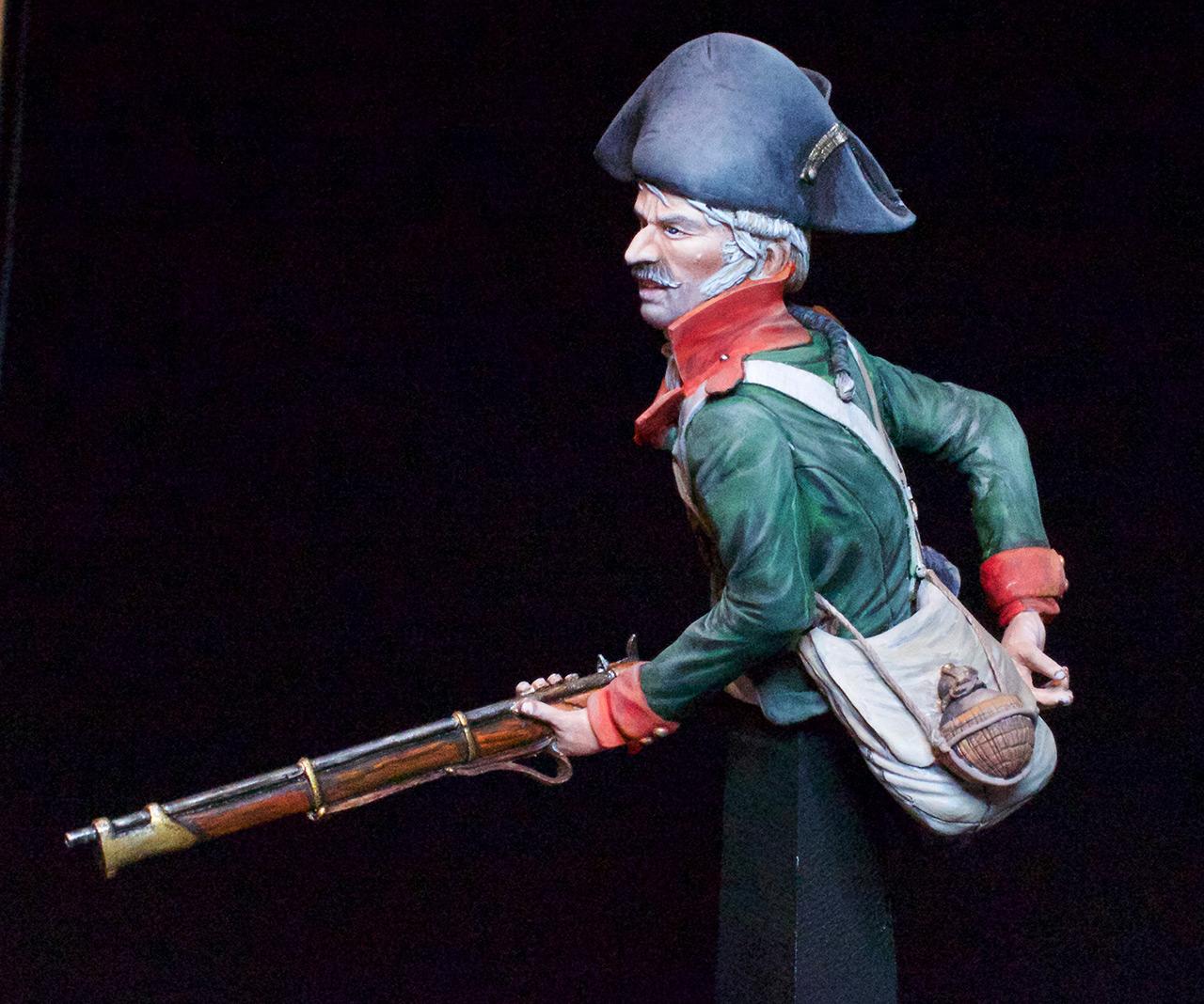 Figures: Russian grenadier, 1796, photo #7