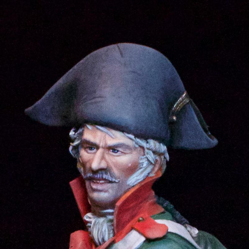 Figures: Russian grenadier, 1796, photo #8