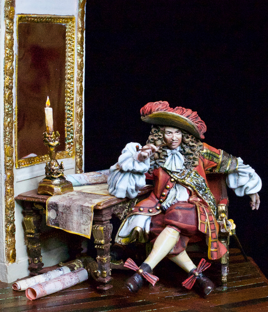 Dioramas and Vignettes: Jean Bart, photo #1