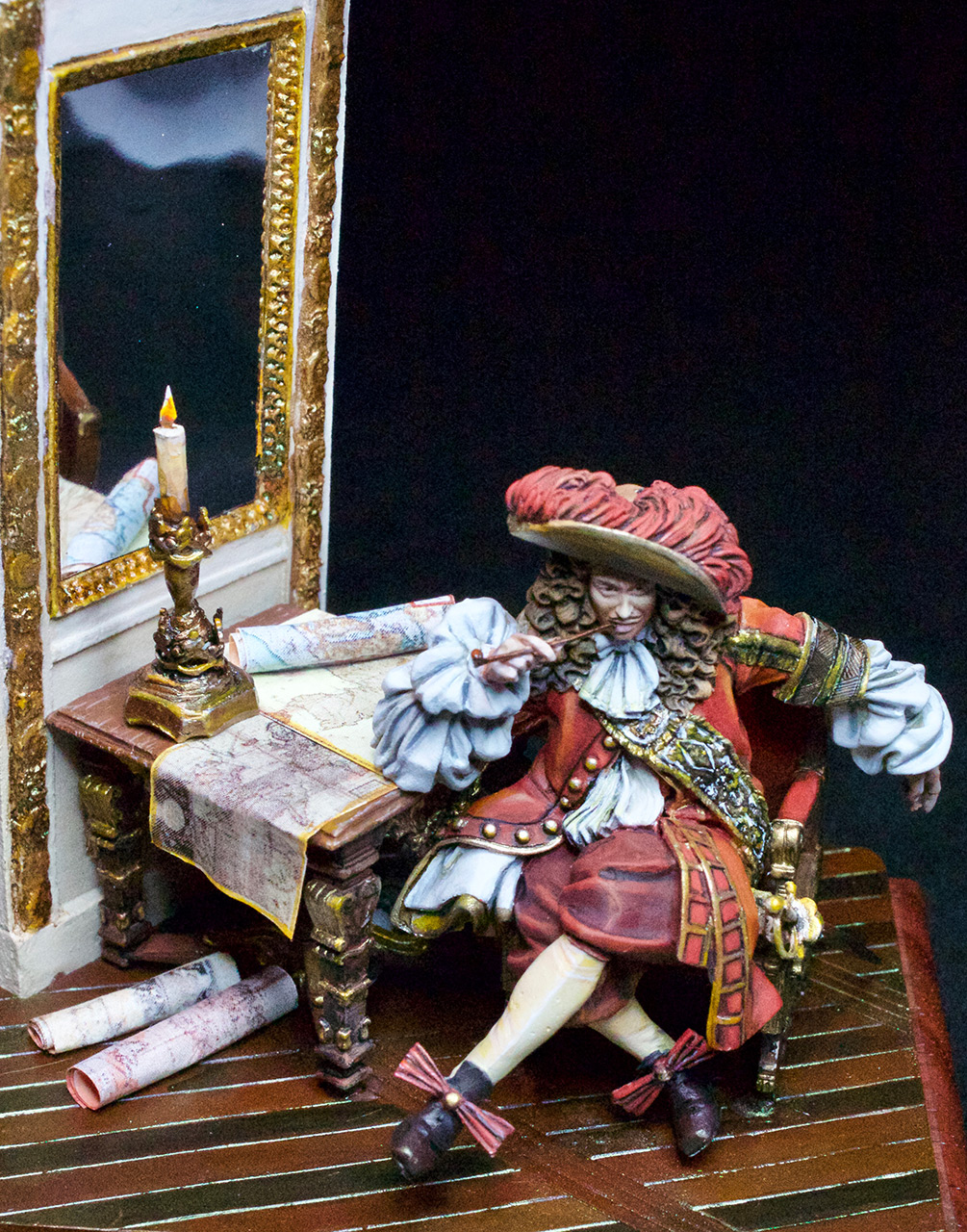 Dioramas and Vignettes: Jean Bart, photo #10