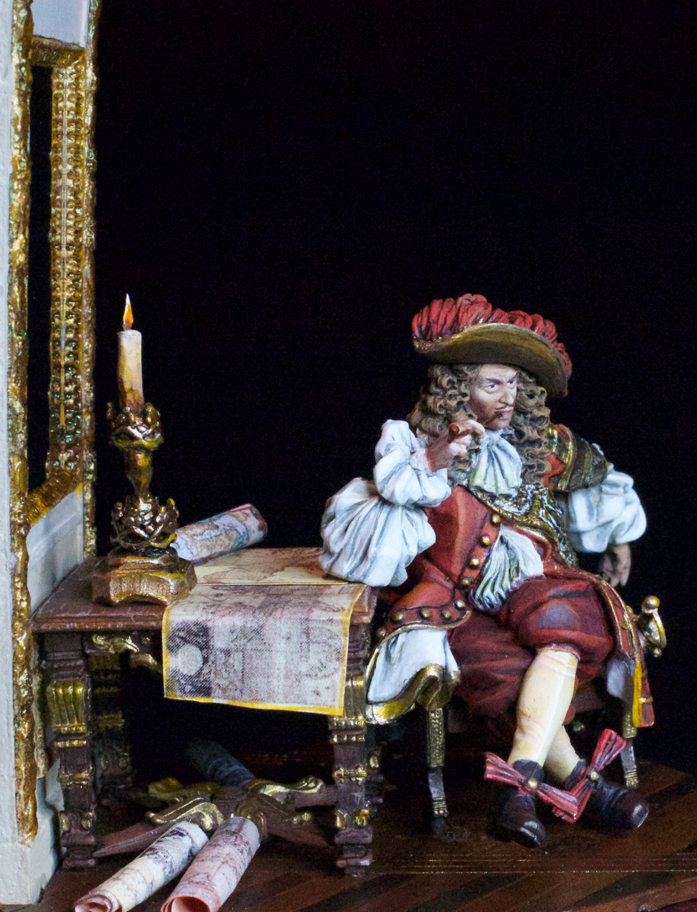 Dioramas and Vignettes: Jean Bart, photo #5