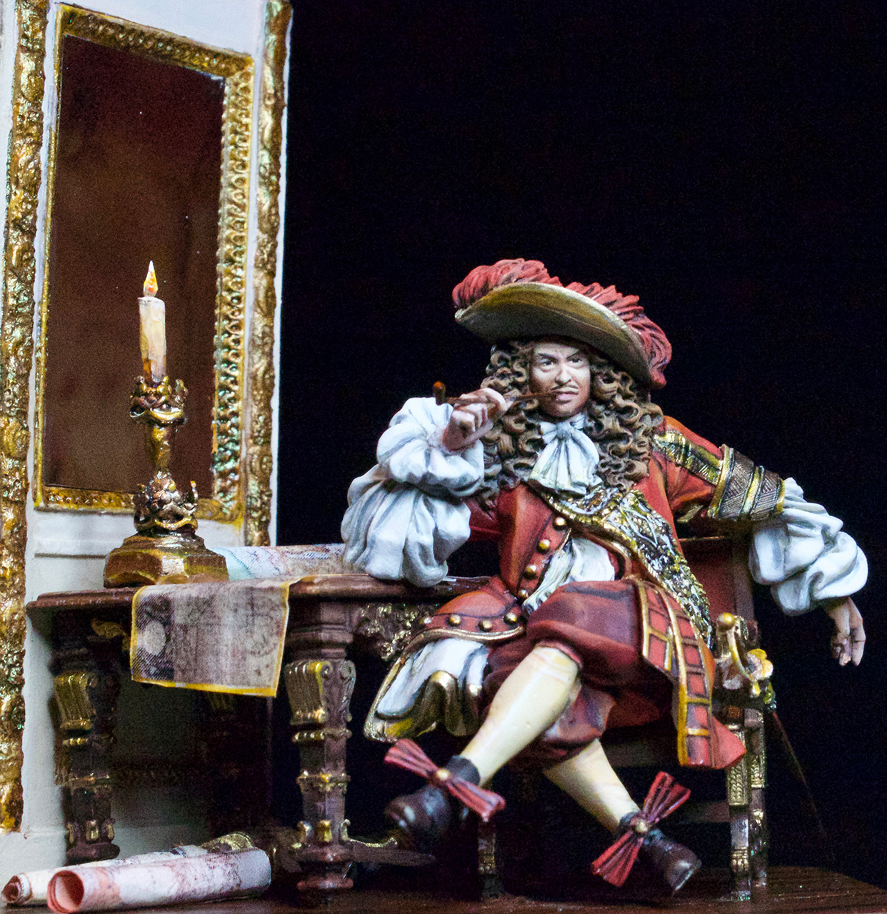 Dioramas and Vignettes: Jean Bart, photo #6