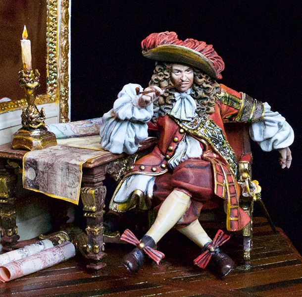 Dioramas and Vignettes: Jean Bart