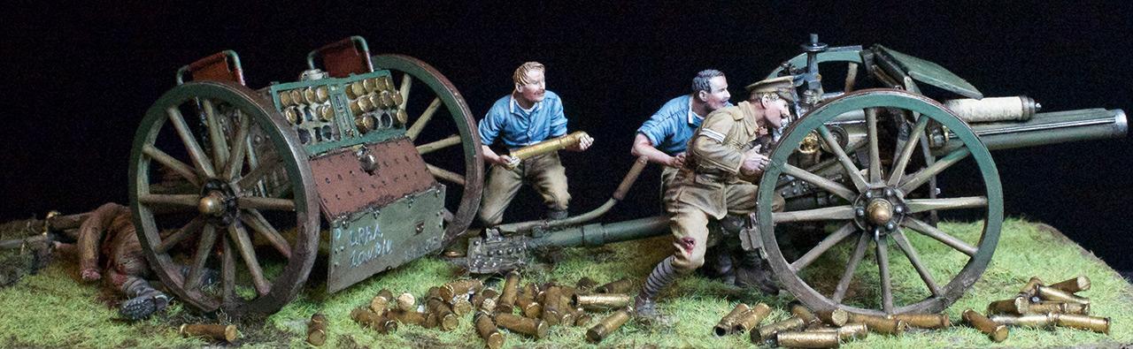 Dioramas and Vignettes: Royal mounted artillery, photo #1