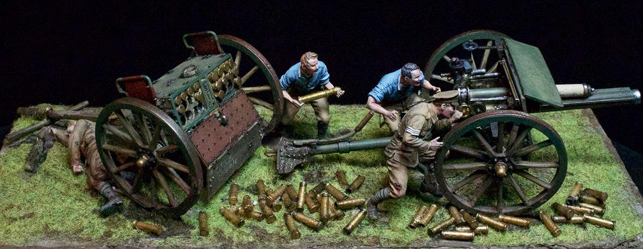 Dioramas and Vignettes: Royal mounted artillery, photo #2