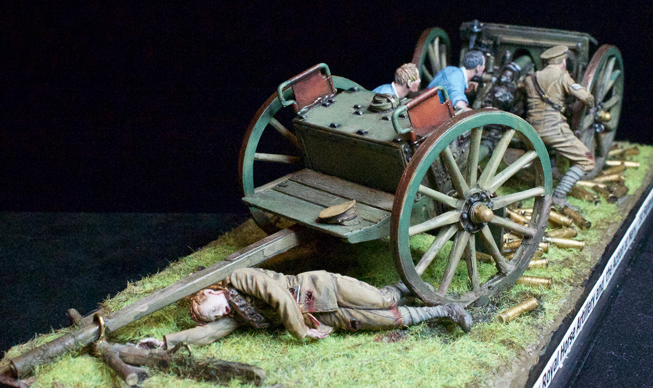 Dioramas and Vignettes: Royal mounted artillery, photo #3