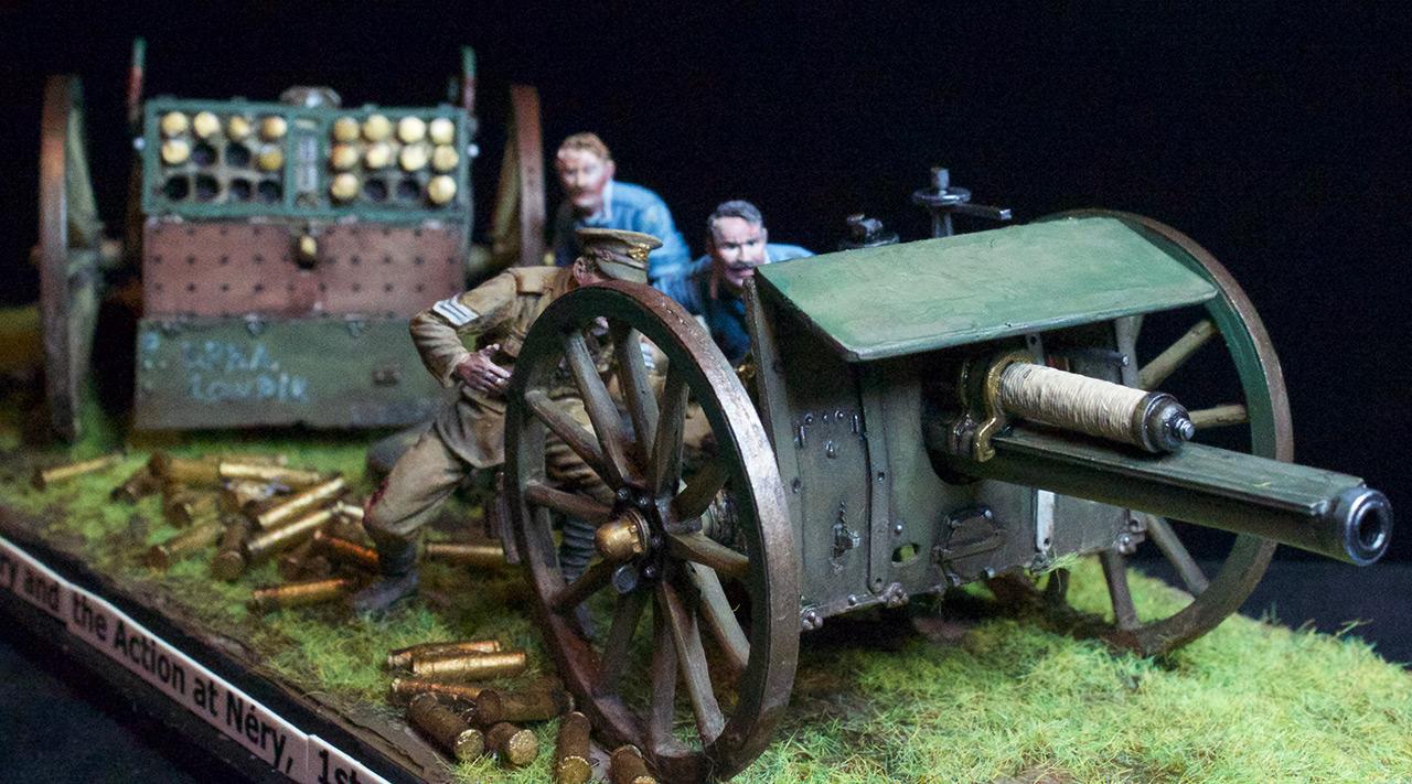 Dioramas and Vignettes: Royal mounted artillery, photo #4