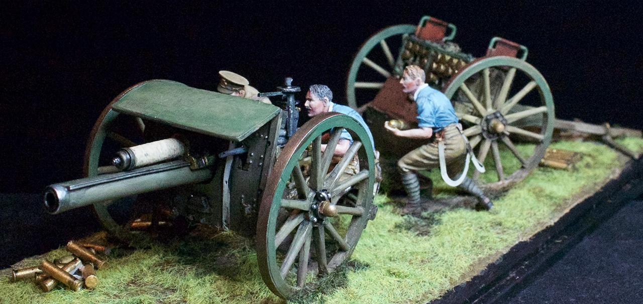 Dioramas and Vignettes: Royal mounted artillery, photo #5