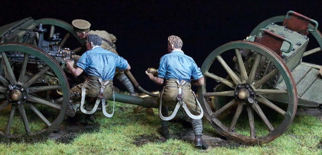 Dioramas and Vignettes: Royal mounted artillery, photo #6