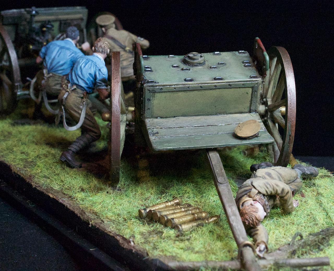 Dioramas and Vignettes: Royal mounted artillery, photo #7