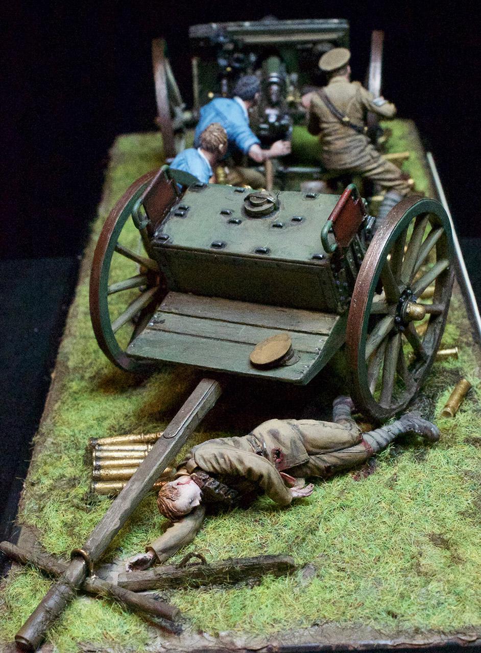 Dioramas and Vignettes: Royal mounted artillery, photo #8