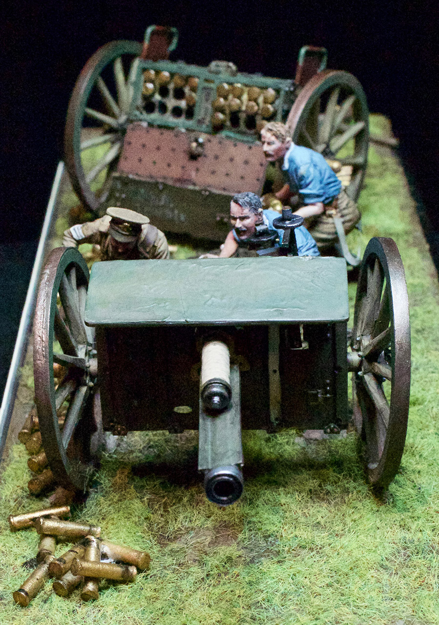 Dioramas and Vignettes: Royal mounted artillery, photo #9