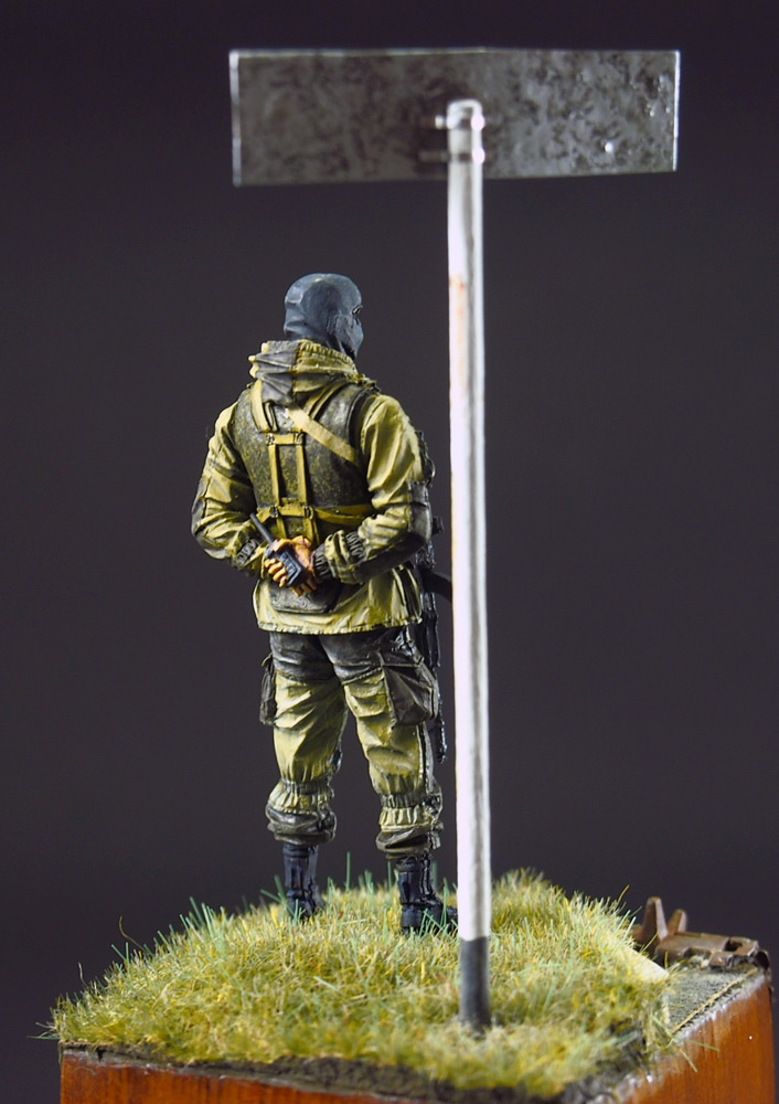 Figures: PROXI warrior, photo #10