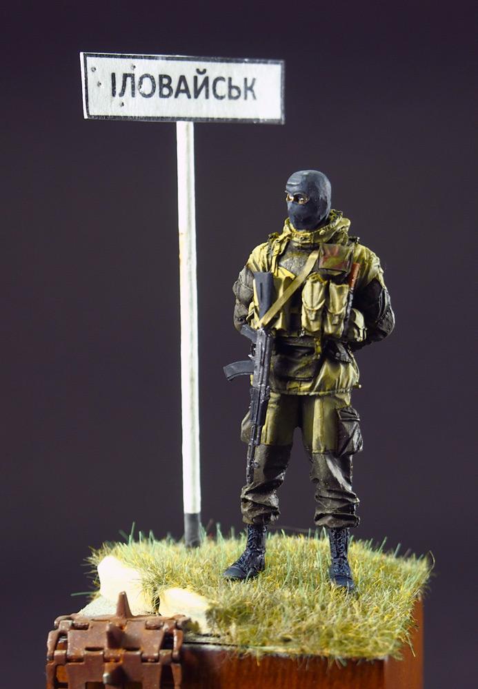 Figures: PROXI warrior, photo #6