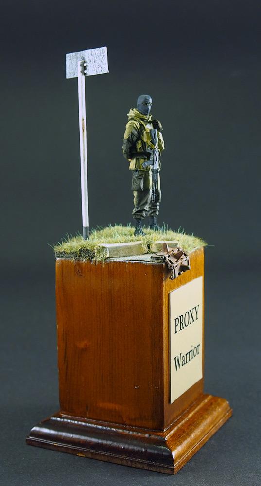 Figures: PROXI warrior, photo #9
