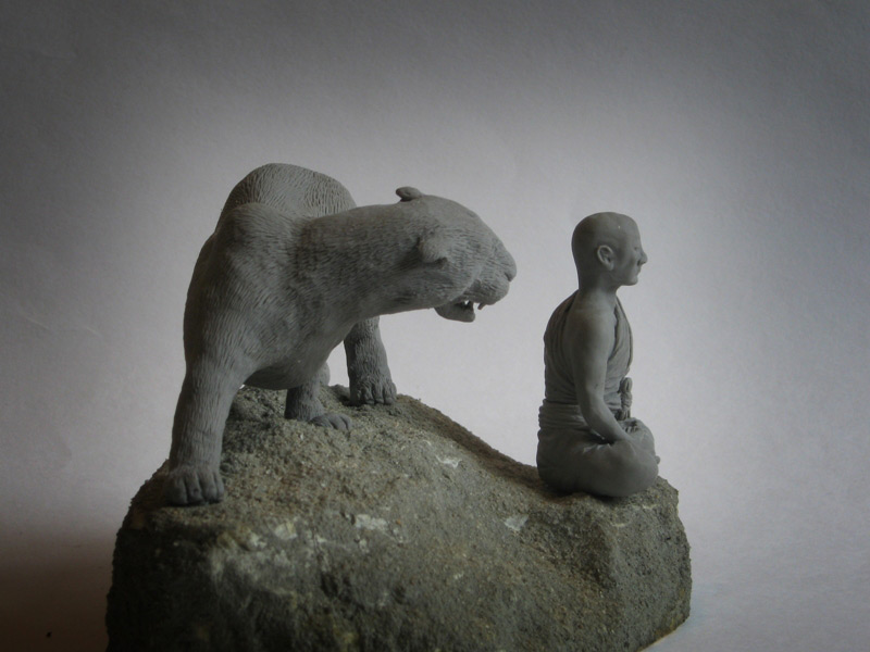 Sculpture: The Meditation, photo #22