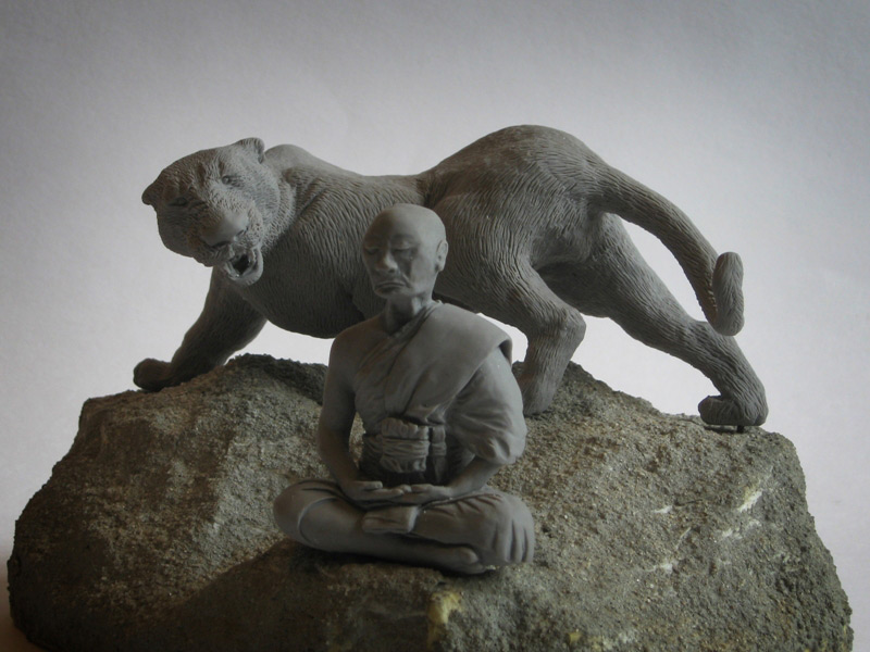Sculpture: The Meditation, photo #26